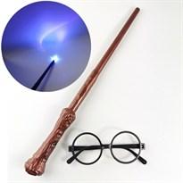 Набор Гарри Поттер палочка и очки купить