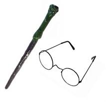 Набор с палочкой и очками Гарри Поттер купить