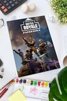 Раскраска Фортнайт (Fortnite) 52 страницы купить