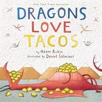 Книга Драконы любя тако (Dragons Love Tacos) купить