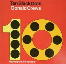 Книга 10 черных точек (Ten Black Dots) купить