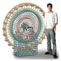 Конструктор K'NEX Колесо обозрения (Ferris Wheel) 180 см на сайте Super01
