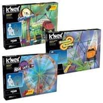 Конструктор K'NEX Серия развлекательных парков №4 на сайте Super01