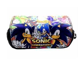 Пенал школьный Супер Соник (Sonic the Hedgehog) купить