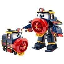 Игрушка Джордж (George) из мультфильма Роботы-поезда на сайте Super01.ru