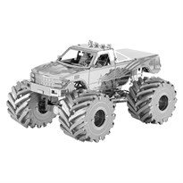 Металлический 3D конструктор Монстр трак Monster Truck Metal Earth купить