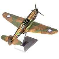 Металлический 3D конструктор Штурмовик (P-40 Warhawk Metal Earth) купить