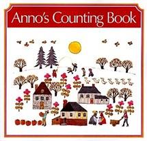 Счетная книга Анно (Anno's Counting Book) купить