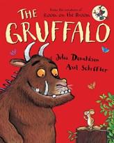 Книга для детей Груффало (The Gruffalo) купить