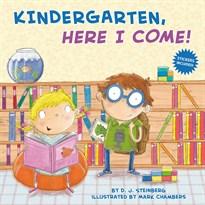 Книжка Детский сад, вот и Я! (Kindergarten, Here I Come!)