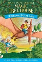 Книжка Волшебный дом на дереве №1 (Dinosaurs Before Dark Magic Tree House, No. 1)