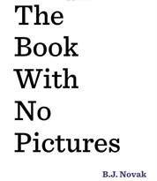 Книга без картинок (The Book with No Pictures) купить