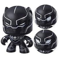 Фигурка Черная Пантера (Black Panther) с 3 различными лицами из вселенной Marvel