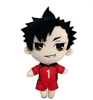 Мягкая игрушка Тетсуро Куроо аниме Волейбол (Haikyuu!!) купить в России с доставкой