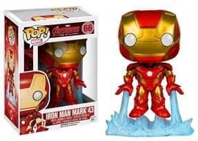 Фигурка Железный Человек (Iron Man) с фильма Мстители