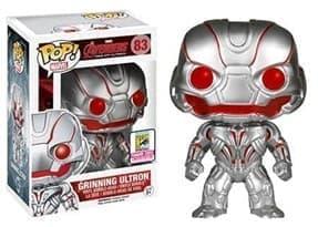 Фигурка Ухмыляющийся Альтрон Эксклюзив (Grinning Ultron ) с фильма Мстители