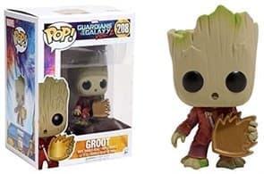 Фигурка Грут со щитом (Groot With Shield) из фильма Стражи Галактики № 208