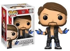 Фигурка Эй Джей Стайлз (AJ Styles ) из WWE