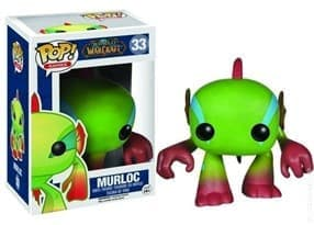 Фигурка Мурлок Варкрафт (Murloc Funko Pop Warcraft Figure) №33 купить