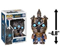 Фигурка Артас Варкрафт 12см (Arthas World of Warcraft Funko Pop Figure) №15  купить