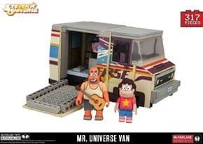 Конструктор Вселенная Стивена большой набор Фургон