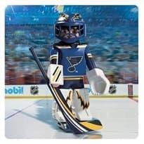 Двигающаяся фигурка NHL Вратарь Сент-Луис Блюз