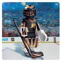 Двигающаяся фигурка NHL Вратарь Анахайм Дакс