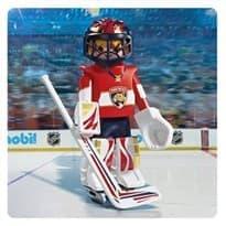 Двигающаяся фигурка NHL Вратарь Флорида Пантерс