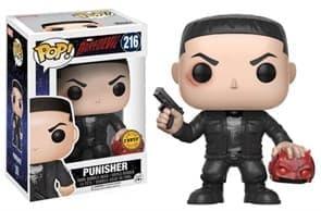 Фигурка Каратель Эксклюзив POP (Punisher Exclusive) из сериала Сорвиголова