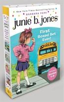 Набор книг Junie B. Jones's First Boxed Set Ever! купить