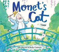 Книга Кот Моне (Monet's Cat) купить