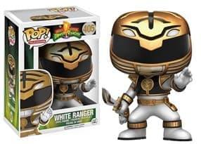 Фигурка Белый Рейнджер (White Ranger) из сериала Power Rangers (Могучие Рейнджеры)
