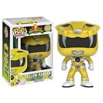 Фигурка Желтый Рейнджер (Yellow Ranger Power Rangers Pop) №362 купить
