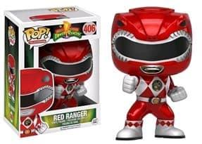 Фигурка Красный Рейнджер (Red Ranger) из сериала Power Rangers (Могучие Рейнджеры) №406 купить Москва