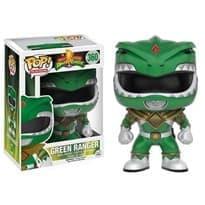 Фигурка Зеленый Рейнджер (Green Ranger) из сериала Power Rangers (Могучие Рейнджеры)