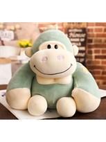 Мятная плюшевая игрушка орангутанг (38 см)