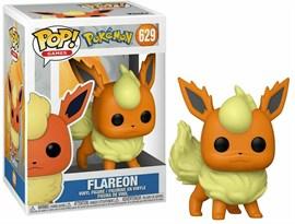 Фигурка Фанко поп Покемон Флареон (Pokemon Flareon Pop Vinyl Figure) №629 купить в России  с доставкой