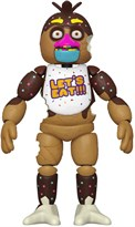 Подвижная фигурка Шоколадная Чика Фнаф (Funko Action Figure: Five Nights at Freddy's- Chocolate Chica) купить