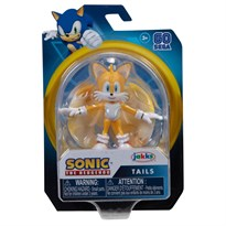 Фигурка Теилз из Соника (Sonic The Hedgehog 2020 Wave 3 Tails Mini Figure) купить