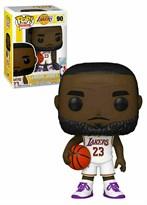 Фигурка Леброн Джеймс NBA LA Lakers (LeBron James Alternate Pop! Vinyl Figure) №90 купить в России с доставкой