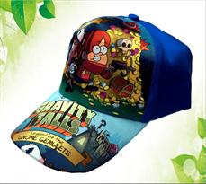 Кепка с героями мультфильма Гравити Фолз (Gravity Falls)