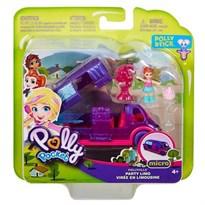 Игровой набор Полли Покет лимузин для вечеринок (Polly Pocket Polly Ville) купить в России с доставкой