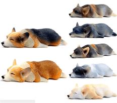 Магниты в форме спящих собак Корги