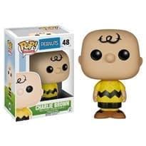 Фигурка Чарли POP (Charlie Brown Pop) из мультфильма Снупи и мелочь пузатая