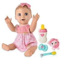 Кукла Лувабелла Блонди (Luvabella Baby Doll Blonde Hair)