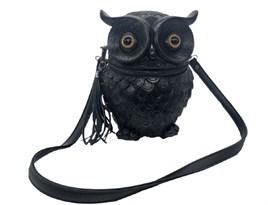 3D Сумка Сова (Цвет Черный) купить в России