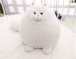 Плюшевая игрушка персидский кот 30 см