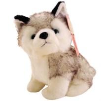 Плюшевая игрушка Хаски 30 см купить в России