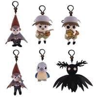 Набор плюшевых мини-фигурок персонажей мультфмильфа За садовой оградой