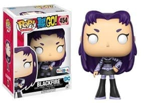Фигурка Блекфаер (Blackfire) Toysrus Exclusive из Юные титаны, вперед